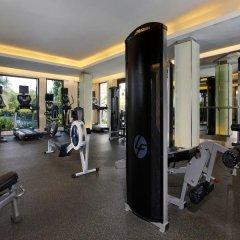 Отель JW Marriott Khao Lak Resort and Spa фитнесс-зал фото 4