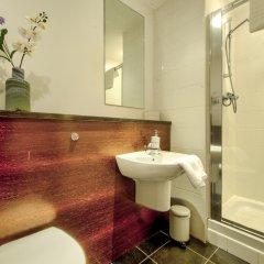 Отель Buchanan Street Apartment Великобритания, Глазго - отзывы, цены и фото номеров - забронировать отель Buchanan Street Apartment онлайн ванная фото 2