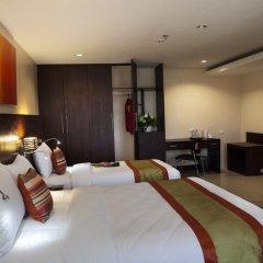 Отель NS Royal Pensione комната для гостей