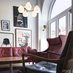 Отель Alexandra Дания, Копенгаген - отзывы, цены и фото номеров - забронировать отель Alexandra онлайн интерьер отеля