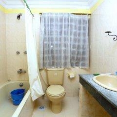 Отель Safari Adventure Lodge Непал, Саураха - отзывы, цены и фото номеров - забронировать отель Safari Adventure Lodge онлайн ванная