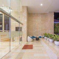 Отель Dendro Gold Нячанг фитнесс-зал
