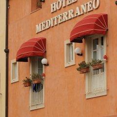 Отель Mediterraneo Сиракуза фото 18