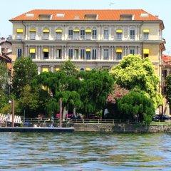 Отель Europalace Hotel Италия, Вербания - отзывы, цены и фото номеров - забронировать отель Europalace Hotel онлайн приотельная территория фото 2