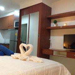 Отель Ratchy Condo Банг-Саре комната для гостей фото 4