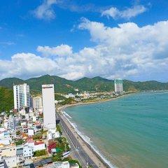 Boton Blue Hotel & Spa пляж фото 2