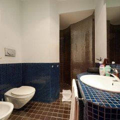 Отель Relais Conte Di Cavour De Luxe ванная фото 2
