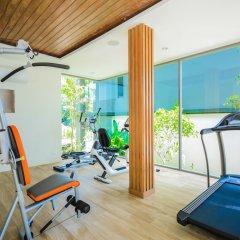 Курортный отель Crystal Wild Panwa Phuket фитнесс-зал