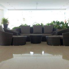Апартаменты GM Serviced Apartment Бангкок интерьер отеля