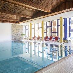 Отель Europa -St. Moritz Швейцария, Санкт-Мориц - отзывы, цены и фото номеров - забронировать отель Europa -St. Moritz онлайн бассейн фото 2