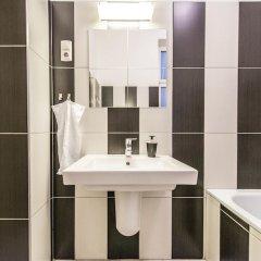 Отель Oasis Apartments - Museum Quarter Венгрия, Будапешт - отзывы, цены и фото номеров - забронировать отель Oasis Apartments - Museum Quarter онлайн ванная