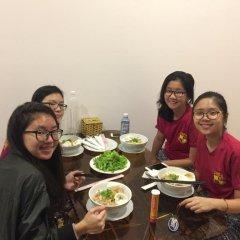 Отель Tra Que Riverside Homestay Вьетнам, Хойан - отзывы, цены и фото номеров - забронировать отель Tra Que Riverside Homestay онлайн питание фото 3