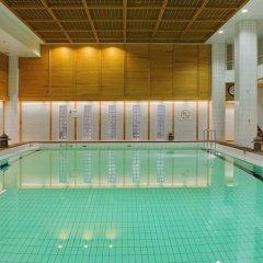 Отель Crowne Plaza Helsinki бассейн