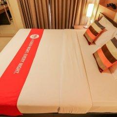 Отель Nida Rooms Sathorn 106 Central Park Таиланд, Бангкок - отзывы, цены и фото номеров - забронировать отель Nida Rooms Sathorn 106 Central Park онлайн комната для гостей фото 4