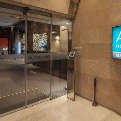 Отель AC Hotel Los Vascos by Marriott Испания, Мадрид - отзывы, цены и фото номеров - забронировать отель AC Hotel Los Vascos by Marriott онлайн фото 2
