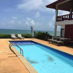 Отель Lanta Residensea Villas Ланта бассейн