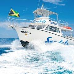 Отель Sandals Montego Bay - All Inclusive - Couples Only Ямайка, Монтего-Бей - отзывы, цены и фото номеров - забронировать отель Sandals Montego Bay - All Inclusive - Couples Only онлайн приотельная территория