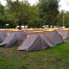 Отель Munich Camping Glamping and Dorms Мюнхен помещение для мероприятий