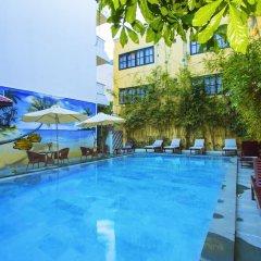 Hai Au Hotel Хойан бассейн фото 2