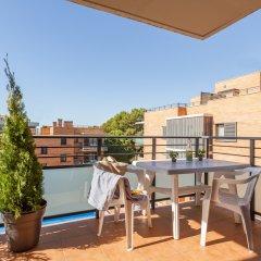 Отель Pierre & Vacances Residence Salou Испания, Салоу - отзывы, цены и фото номеров - забронировать отель Pierre & Vacances Residence Salou онлайн балкон