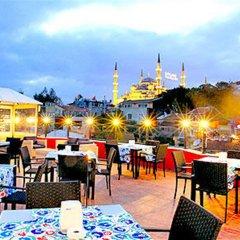 Отель Amiral Palace Стамбул питание