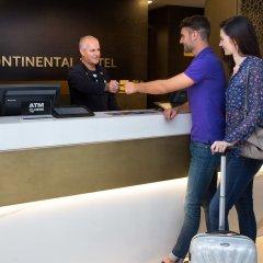 Отель Continental Venice Италия, Венеция - 2 отзыва об отеле, цены и фото номеров - забронировать отель Continental Venice онлайн интерьер отеля фото 2