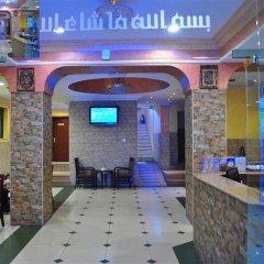 Al Qidra Hotel & Suites Aqaba интерьер отеля