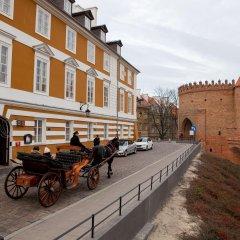 Апартаменты Adele Old Town Apartment Варшава фото 5