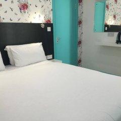 Отель Euro Hotel Clapham Великобритания, Лондон - отзывы, цены и фото номеров - забронировать отель Euro Hotel Clapham онлайн комната для гостей фото 5