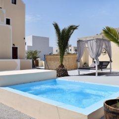 Отель Marina's Studios Греция, Остров Санторини - отзывы, цены и фото номеров - забронировать отель Marina's Studios онлайн бассейн