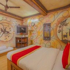 Отель OYO 267 Hotel Tanahun Vyas Непал, Катманду - отзывы, цены и фото номеров - забронировать отель OYO 267 Hotel Tanahun Vyas онлайн комната для гостей фото 4