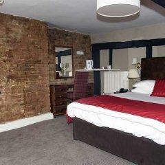 Отель Bull Hotel Великобритания, Халстед - отзывы, цены и фото номеров - забронировать отель Bull Hotel онлайн комната для гостей фото 4