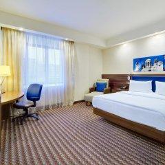 Гостиница Hampton by Hilton Волгоград Профсоюзная комната для гостей фото 2