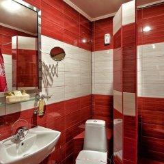 Гостиница Моцарт в Краснодаре 5 отзывов об отеле, цены и фото номеров - забронировать гостиницу Моцарт онлайн Краснодар ванная фото 4