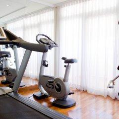 Hotel Intur Palacio San Martin фитнесс-зал