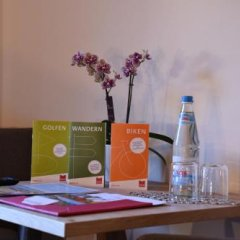 Отель Angerburg Blumenhotel Аппиано-сулла-Страда-дель-Вино в номере фото 2