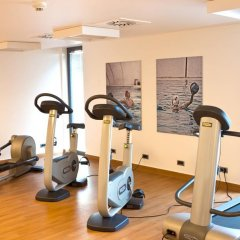Отель Eurostars Budapest Center фитнесс-зал фото 4
