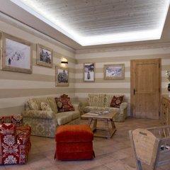 GH Hotel Piaz Долина Валь-ди-Фасса интерьер отеля