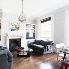 Апартаменты onefinestay - Maida Vale Apartments комната для гостей фото 3
