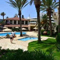 Отель Panareti Paphos Resort бассейн фото 3