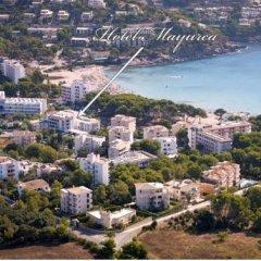 GR Mayurca Hotel пляж