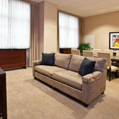 Отель Crowne Plaza Columbus-Downtown Колумбус комната для гостей