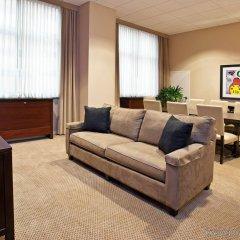 Отель Crowne Plaza Columbus - Downtown США, Колумбус - отзывы, цены и фото номеров - забронировать отель Crowne Plaza Columbus - Downtown онлайн комната для гостей