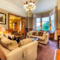 Отель CHANNINGS Эдинбург комната для гостей фото 2