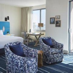 Отель Kimpton Shorebreak Huntington Beach Resort комната для гостей фото 2
