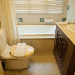 Отель Nara Suite Residence Бангкок ванная фото 2