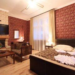 Отель Villa Milada Прага комната для гостей фото 2
