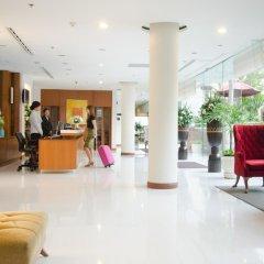 Отель Centre Point Saladaeng Бангкок спа