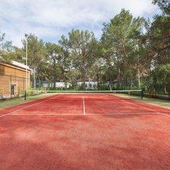 Отель Nirvana Lagoon Villas Suites & Spa спортивное сооружение