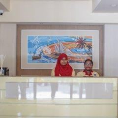 Отель Three Inn Мальдивы, Северный атолл Мале - отзывы, цены и фото номеров - забронировать отель Three Inn онлайн интерьер отеля фото 2
